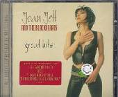 Jett, Joan & The Blackhearts - Great Hits CD Cover Art