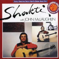 Mclaughlin, John / Shakti - Shakti / John Mclaughlin CD Cover Art