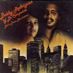 Rodriguez, Bobby - Latin From Manhattan CD Cover Art