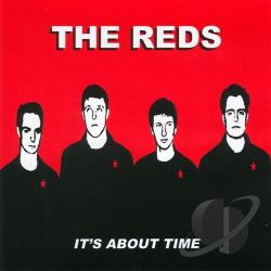 Reds - It's About Time CD Cover Art