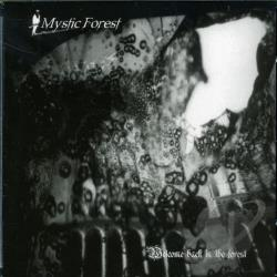Mystic Forest - Welcome To The Forest CD Cover Art