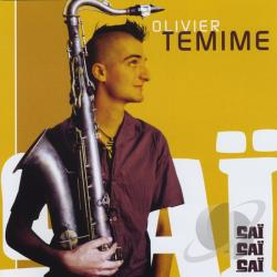 Temime, Olivier - Sai Sai Sai CD Cover Art