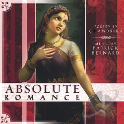 Chandrika - Absolute Romance CD Cover Art