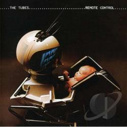 Tubes - Remote Control CD Cover Art