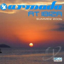 Armada at Ibiza Summer 2006 CD Cover Art
