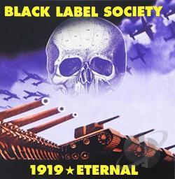 Black Label Society - 1919: Eternal CD Cover Art