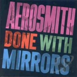 Aerosmith - Done with Mirrors CD Cover Art