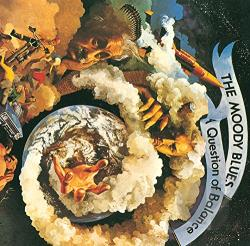 Moody Blues - Question Of Balance CD Cover Art