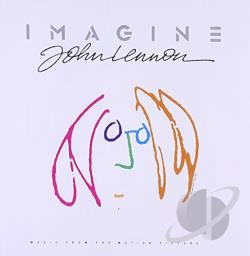 Lennon, John - Imagine: John Lennon CD Cover Art