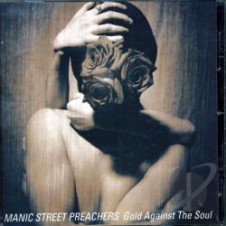 Manic Street Preachers - Gold Against the Soul CD Cover Art