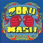 Zony Mash - Live in Seattle CD Cover Art