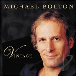 Bolton, Michael - Vintage CD Cover Art