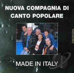 N.C.C.P. - Made In Italy CD Cover Art