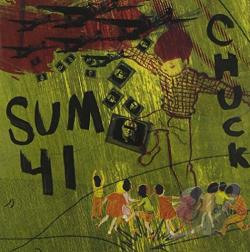 Sum 41 - Chuck CD Cover Art