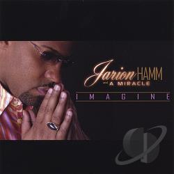 Jarion Hamm - Imagine CD Cover Art