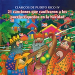 Clasicos De Puerto Rico 4 CD Cover Art