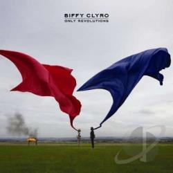 Biffy Clyro - Only Revolutions CD Cover Art