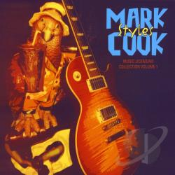 Cook, Mark - Music Licensing Collection: Styles 1 CD Cover Art