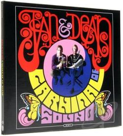 Jan & Dean - Carnival of Sound CD Cover Art