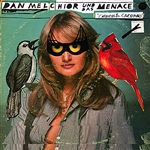 Das Menace / Melchior, Dan - Catbirds and Cardinals CD Cover Art