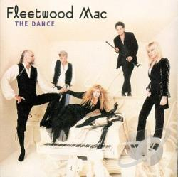 Fleetwood Mac - Dance CD Cover Art