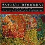 Hinderas - Piano Music By African American Composers CD Cover Art