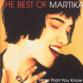 Martika - Best Of: More Than You Know CD Cover Art