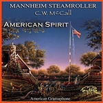 Mannheim Steamroller - American Spirit CD Cover Art