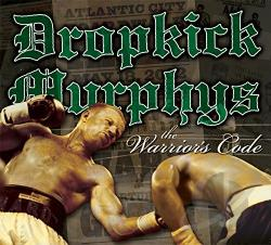 Dropkick Murphys - Warrior's Code CD Cover Art