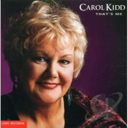 Kidd, Carol - Thats Me CD Cover Art