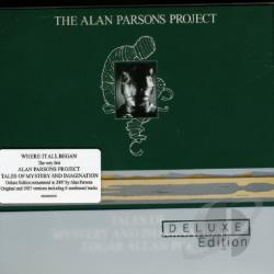 Alan Parsons Project / Parsons, Alan - Tales Of Mystery & Imagination CD Cover Art