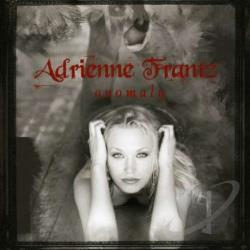 Frantz, Adrienne - Anomaly CD Cover Art