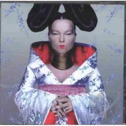 Bjork Homogenic Cd Album