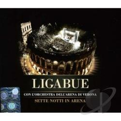 Ligabue - Sette Notti In Arena CD Cover Art