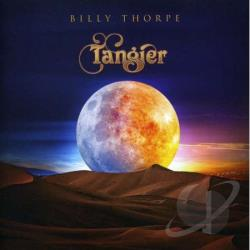 Thorpe, Billy - Tangier CD Cover Art
