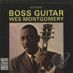 Montgomery, Wes - Boss Guitar CD Cover Art