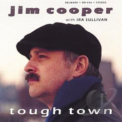 Cooper, Jim - Tough Town CD Cover Art