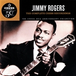Rogers, Jimmy - Complete Chess Recordings CD Cover Art