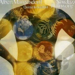 Albert Mangelsdorff Quintet / Mangelsdorff, Albert - Now Jazz Ramwong CD Cover Art