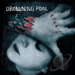 Drowning Pool - Sinner CD Cover Art