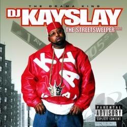 DJ Kayslay - Streetsweeper, Vol. 1 CD Cover Art