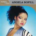 Bofill, Angela - Platinum & Gold Collection CD Cover Art