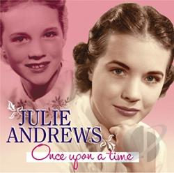 Andrews, Julie - Once Upon a Time CD Cover Art