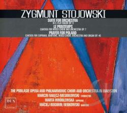 Stojowski, Z. - Ste For Orch In E Flat CD Cover Art