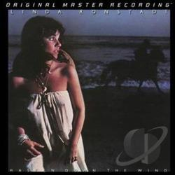 Ronstadt, Linda - Hasten Down the Wind LP Cover Art