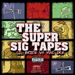 Bruce, Little - Super Sig Tapes DB Cover Art