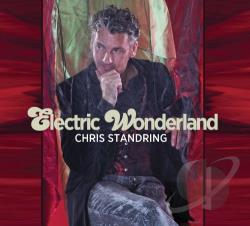 Standring, Chris - Electric Wonderland CD Cover Art