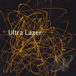 Ultra Lazer - Unreleased*Vol. 3 CD Cover Art