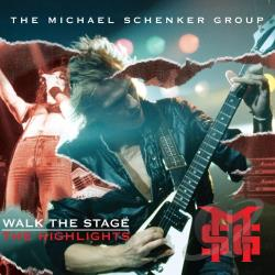 Schenker, Michael - Walk The Stage: The Highlights CD Cover Art