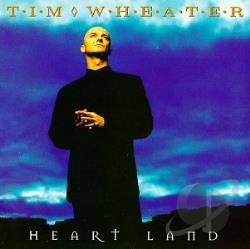 Wheater, Tim - Heart Land CD Cover Art